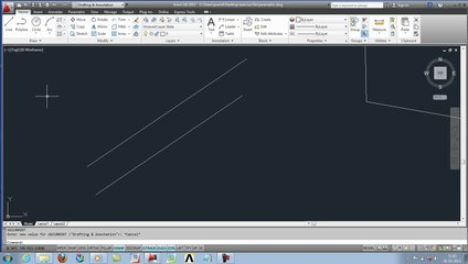 Parametric_Dimension_Autocad_Sample_Video