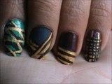 Nail Stripes - Easy Nail art designs