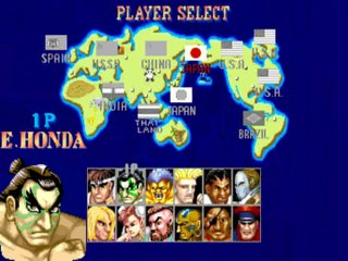Street Fighter II Hyper Fighting  1992- Capcom