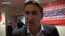 "Football / Ligue 1 - Montanier : ""Toivonen s'est vite adapté"" 14/03"