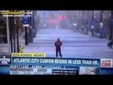Sandy Kasırgası'na Çıplak Dans Ederek Meydan Okumak