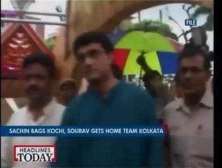 Hopes raised over Sachin Tendulkar's Indian Super League Kochi innings : Football
