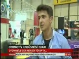 TGRT Haber TV - Ana Haber - Automechanika Fuarı haberi - 12.04.2014