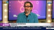 La sortie du jour: Charles Berberian, dessinateur, dans Paris est à vous – 14/04