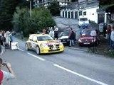 Départ Clio 1600 Rallye Mt Blanc 2005