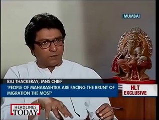 Exclusive Interview with Raj Thackrey