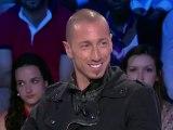 Frédérick Bousquet dans On n'est pas couché le 12 avril 2014