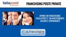 Aprire un Franchising Postale - ITALIA POSTE - IlTuoFranchising.Com