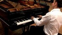 Julien Faure  Ft  Chopin - Enregistrement dun CD de Chopin