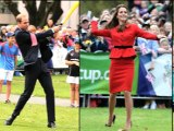 How the royals Kate and Prince William play Indian's fav 'Cricket'