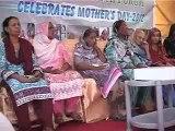 gills shelter old age home celebrating  mothers day 2012