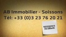 A vendre - maison - SOISSONS (02200) - 6 pièces - 114m²