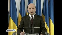 Ukraine : Kiev lance une opération anti-terroriste