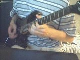 Canon rock (jerryC) joué par moi