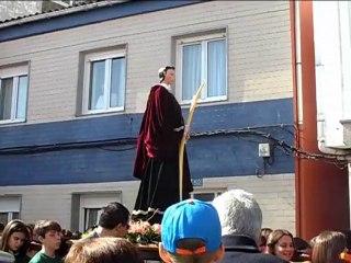 Domingo de Ramos 2014 en Pobra do Caramiñal