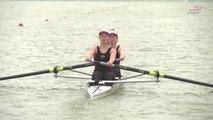 ChF BC 2014 : Deux sans barreur junior femme