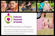 Canadian Nanny Services|Preferred Nannies