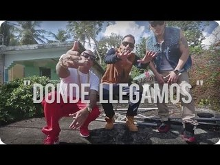 "Boy Wonder Presents Ñengo Flow Ft Chiko Swagg ""Donde Llegamos"" Official Video @BoyWonderCF"