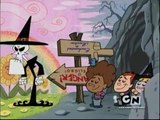 Billy and Mandy - S2E01 - Toadblatt's School of Sorcery ~ Educating Grim ~ It's Hokey Mon!
