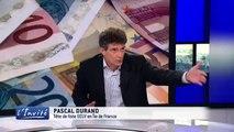 """Pascal DURAND : Pascal DURAND (EELV) : """"L'Europe est trop faible et soumise"""""""