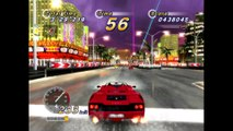 OutRun 2 SP - HD Remastered Showroom - PS2