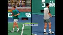 Virtua Tennis 2 - HD Remastered Showroom - PS2
