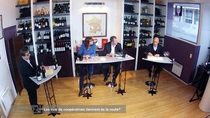 Dégustation TASTEZ - Les vins de coopératives tiennent ils la route ? - c'est sur @edonys -