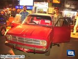 Car festival for the recreation of citizens in Faisalabad decorated