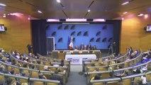 Discours de Guy Teissier, nouveau Président de MPM