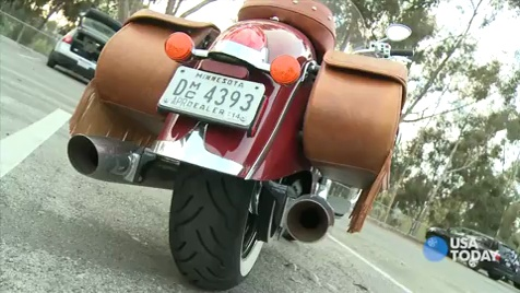 The New Indian Motorcycle