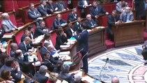 [ARCHIVE] Rythmes scolaires : réponse de Benoît Hamon au député Arnaud Robinet lors des questions au Gouvernement à l'Assemblée nationale, le 15 avril 2014