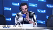 Matthieu Noël se félicite des audiences d'Europe 1