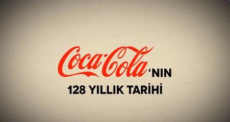 #MerakEttim: Coca-Cola'nın 128 yıllık tarihi