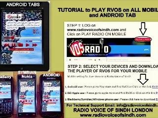 Sindh Fankar JALAL CHANDIO Program By RVOS 15 APRIL 14