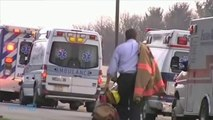Stabbing Rampage: Students Return To Pa. School For First Time