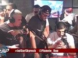 Jul avec la Liga One en freestyle dans Planète Rap !
