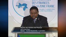 DISCOURS - Vicente Ehate Tomi  - Guinee Equatoriale