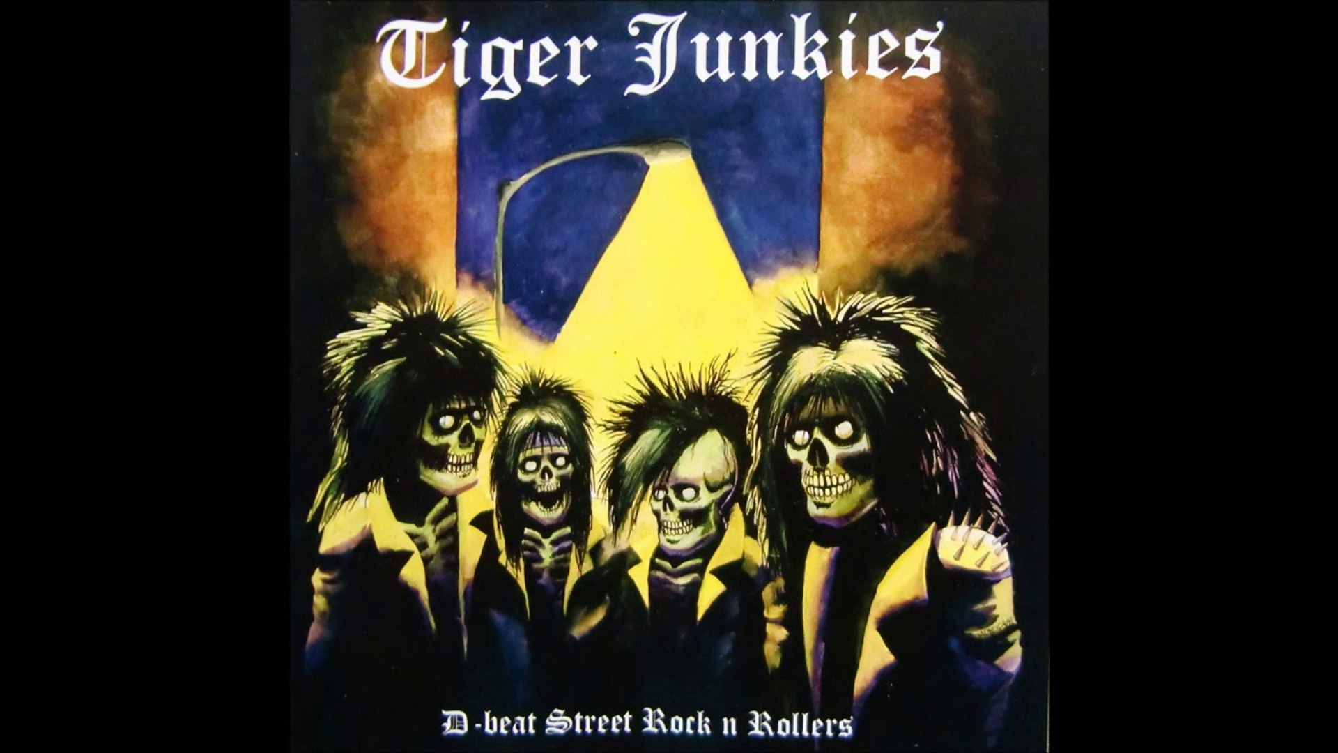 TIGER JUNKIES ''Sex, Sex, Sex''