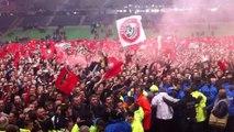 Stade Rennais F.C. / Angers : Nous sommes les Rennais !