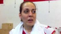 Stella Xristodoulou sto Sport24 gia to OSFP-AEK 3-0