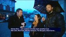 LOCB du 15 avril 2014: Livres et musique à Deauville, Catherine Ringer sur un air de Tango