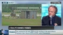 """Le parti pris d'Hervé Gattegno : L'égalité hommes-femmes: """"les discours ne valent pas les actes"""" - 16/04"""