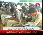 Blatant cheating detected in Sindh matriculation exams