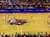 Basketball - vince carter crazy ass dunk