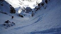 Aiguille de la Tête Plate Aiguilles Rouges Chamonix Mont-Blanc