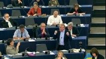 Dernier discours de Daniel Cohn-Bendit au Parlement européen