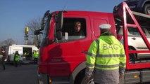Transport routier de marchandises européen et le dumping social