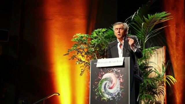 """Bernard-Henri Lévy : """"L'engagement d'un philosophe, aux prises avec le réel"""" - Le 14 Avril 2014, au Congrès de l'Association Mondiale de la Psychanalyse"""