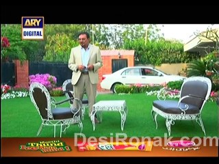 Sheher e Yaaran - Episode 111 - April 16, 2014 - Part 2
