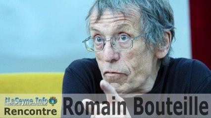 Rencontre avec Romain Bouteille à La Seyne sur Mer